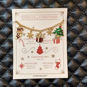🆕Christmas Christian Holiday Charm Bracelet